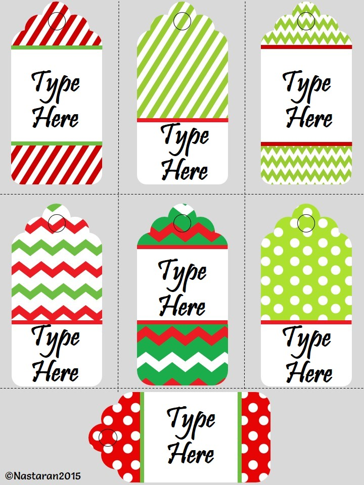 Product categories printable gift tags for Free printable editable christmas gift tags